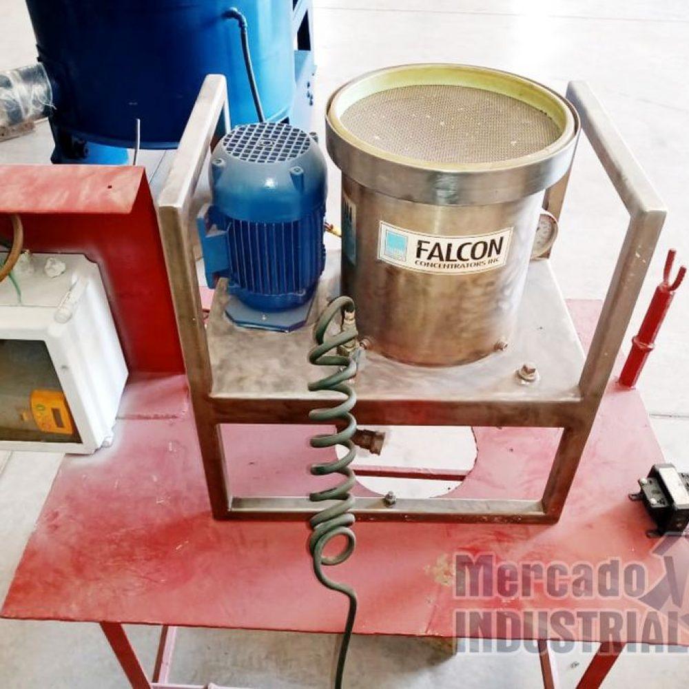 Concentrador Gravimetrico Falcon