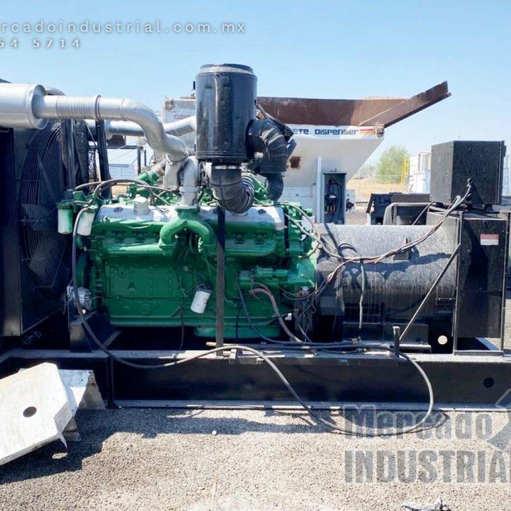 GEN-007 Planta generadora